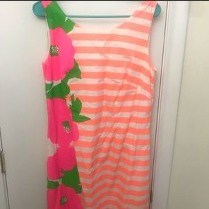 Lily Pulitzer Size 8 Cocktail Dress